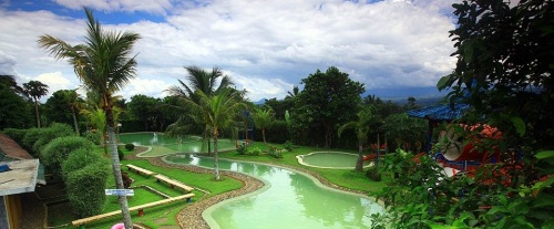 Desa Kampung Bambu